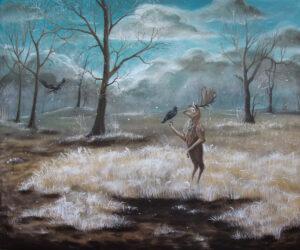 Clarity, maleri, painting, art, kunst, Lisbeth Thygesen
