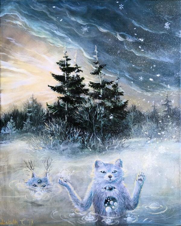 Painting, maleri, art, kunst, Lisbeth Thygesen,