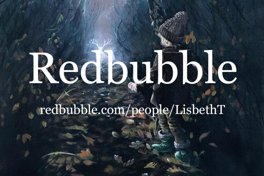 Redbubble Lisbeth Thygsen