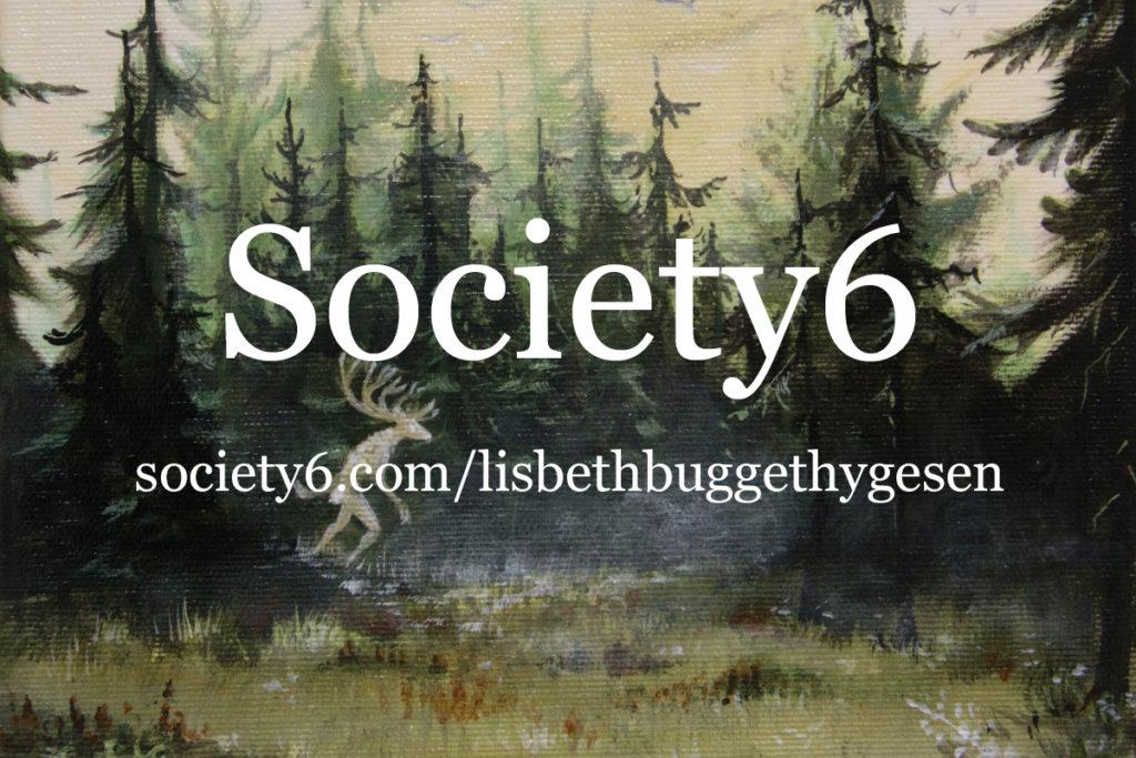 Society6 Lisbeth Thygesen