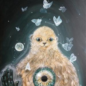 Healer, Lisbeth Thygesen, art, kunst, maleri, painting