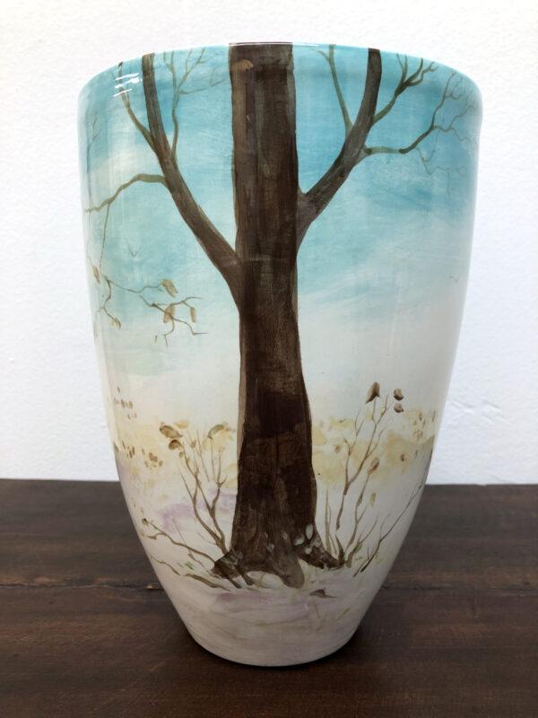 Ceramics vase by Lisbeth ThygesenCeramics vase by Lisbeth Thygesen
