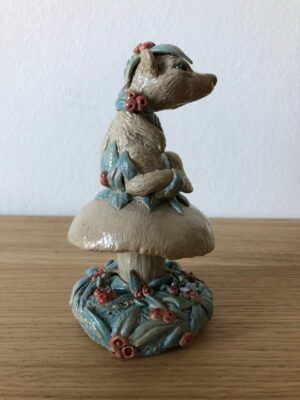 skulptur, Lisbeth Thygesen, keramik