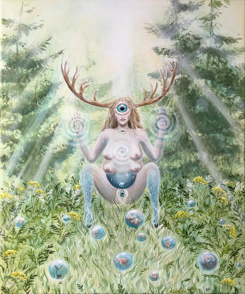 Primordial mother