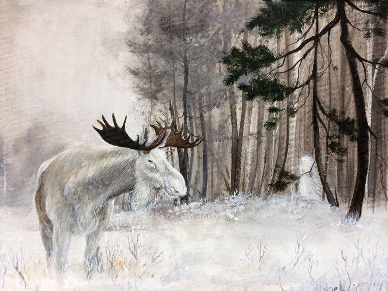 Forest spirit - SOLGT