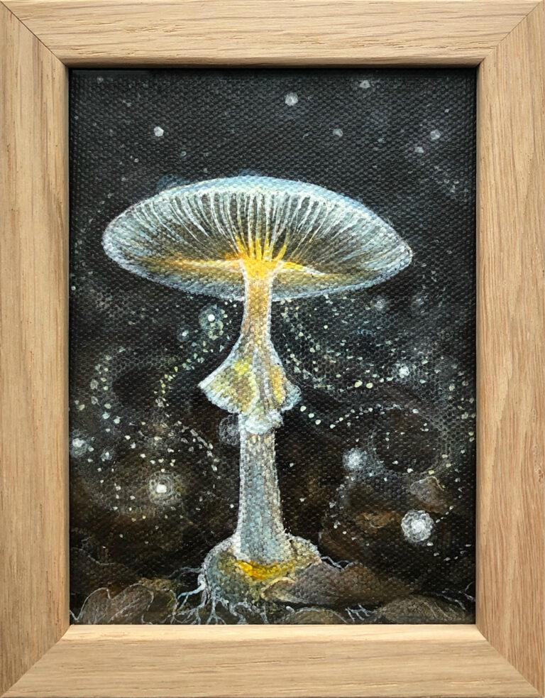 Lisbeth Thygesen, miniature, maleri